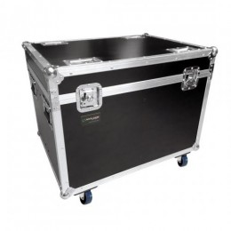 American DJ Touring Case 4x Focus Spot Three Z кофр для 4 приборов Focus Spot Three Z на колесах