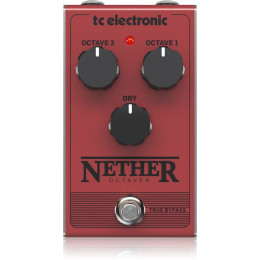 TC Electronic NETHER OCTAVER Педаль октавер