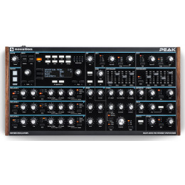 Novation PEAK синтезатор