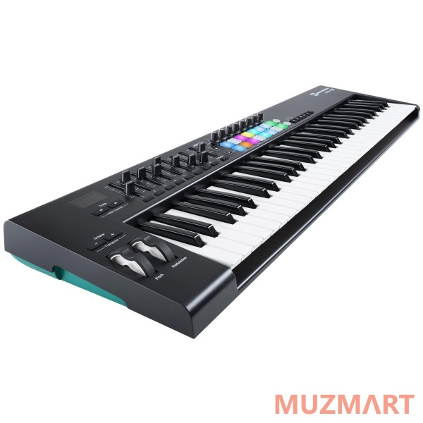 Миди-клавиатура, 61 клавиша Novation Launchkey 61 MK2