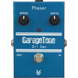 Visual Sound GTOIL Garage Tone Oil Can Phaser Педаль фейзер