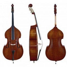 Gewa Double Bass Allegro 4/4 Laminated Top контрабас